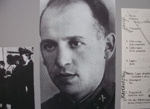 Kozlovskiy, Iosif Yakovlevich, engineer III rank, commander of combat engineer battalion. Perished in the camp on 2 February 1944, when a group of officers was being escorted to an execution by a firing squad. They attacked the escort and killed one of the SS men. All of them perished.