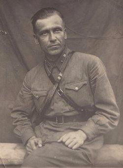 Alexander Gruzdev, 1941.