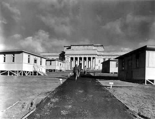 Camp Hale, Auckland Domain