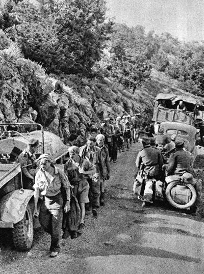 Allied prisoners of war on Crete