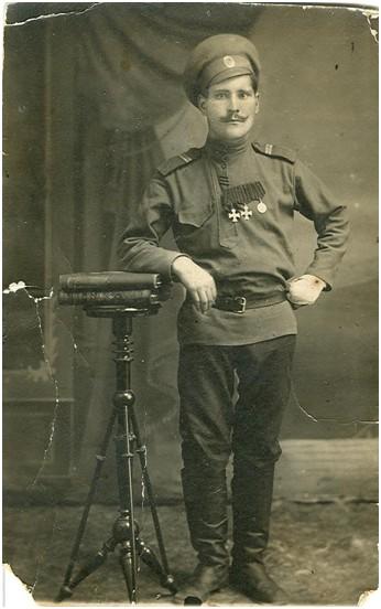 Arsenty Ignatievich Balaba