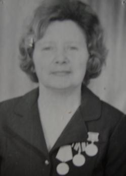 Galina Vladimirovna Rakova