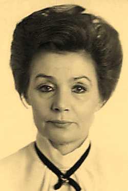 Nina Mikhailovna Barinova