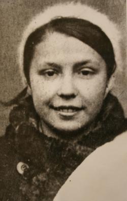 Evgenia Nikolaevna Synotova